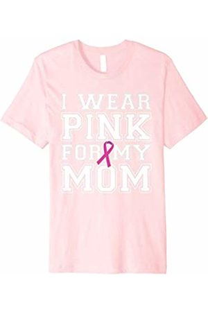 Breast Cancer Awareness Tees I Wear for My Mom Breast Cancer Awareness T-shirt