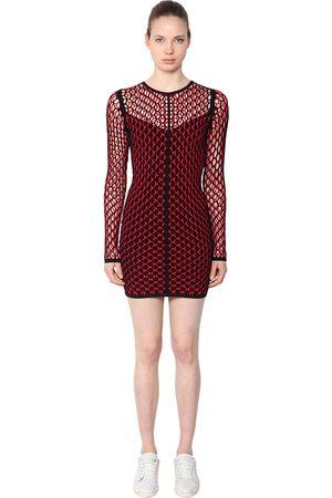 RAG&BONE Net Viscose Short Dress