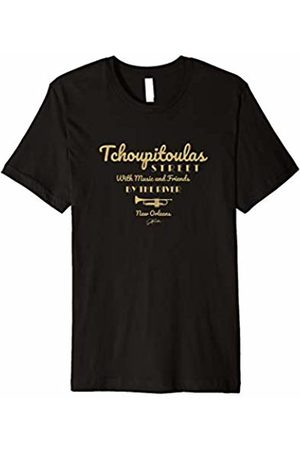 JCombs : Tchoupitoulas Street with Music & Friends T-Shirt