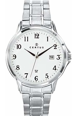 Certus 616386-Men's Watch Analogue Quartz Steel Strap Dial