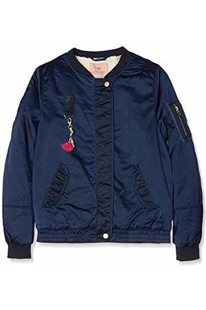 Scotch&Soda R´Belle Girl's Satin Bomber Teddy Lining Jacket