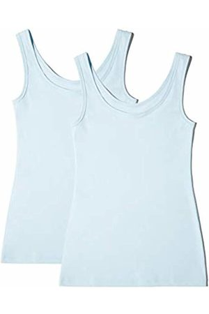 IRIS & LILLY Microfibre Built-up Vest, X-Small