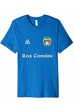 Ireland County GAA Jerseys Roscommon Gaelic Football Jersey