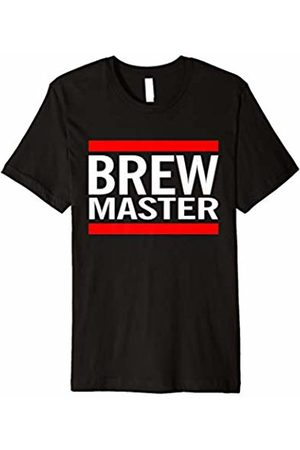 BrewerShirts Brew Master Beer Home Brewing Gift T-Shirt