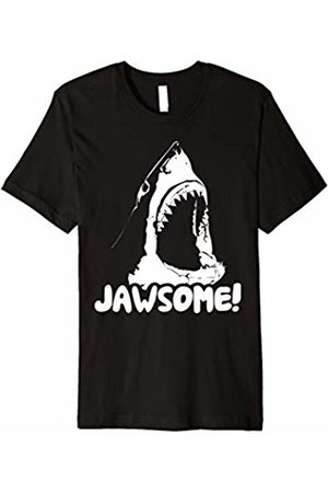 NoiseBot Jawsome T-Shirt funny saying sarcastic novelty humor cool