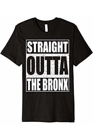 Straight Outta The Bronx Shirts Straight Outta The Bronx T-Shirt Borough of New York City