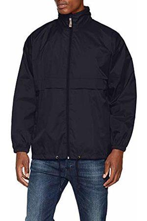 Vintage Supply Men's Lightweight Windbreaker Jacket