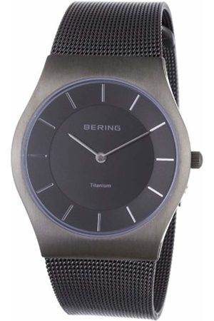 Bering Men's Analogue Quartz Watch with Stainless Steel Strap 11935-077