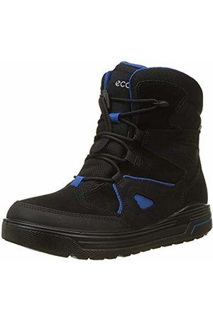 Ecco Unisex Kids' Urban Snowboarder Snow Boots, Schwarz ( / 51052)