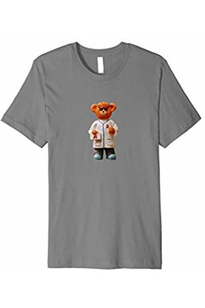 Roll over image to zoom in Pharmacology Bear Pharmacist Teddy Bear Uniform TShirt Great Medical Gift