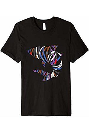 Jiu Jitsu Shirt Tee T-Shirt Gift Bjj Jiu Jitsu Belt Shark