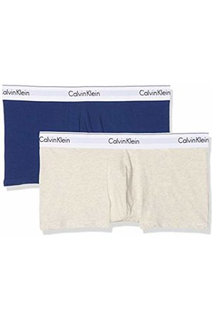 Calvin Klein Men's Trunk 2pk Boxer Shorts