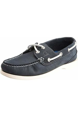 Chatham Women's Pacific Lady G2 Boat Shoes - Navy