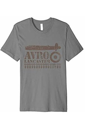WW2 Air Force Bomber Tees & Gifts WW2 RAF Lancaster Bomber Airplane T shirt