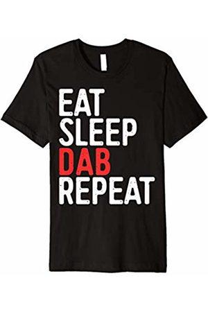 Eat Sleep DAB Repeat Shirts Eat Sleep DAB Repeat T-Shirt Funny Dancer Gift Shirt