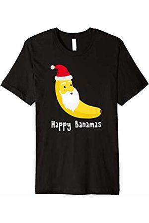 527c1afd6 Funny Santa Christmas Gifts Shirts Happy Banamas T-shirt Banana Santa Merry  Xmas .
