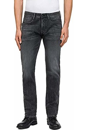 Replay Men's Newbill Straight Jeans