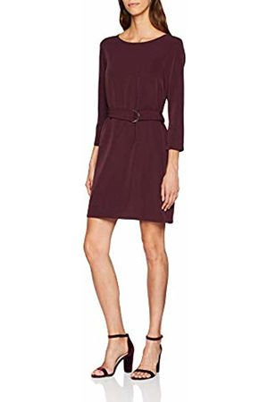 Great Plains Women's Core Details Dress, (Bordeaux)