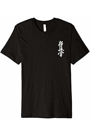 Kyokushin Karate Fans Tees Kyokushin Karate Symbol Kyokushinkai Dojo Training T-Shirt