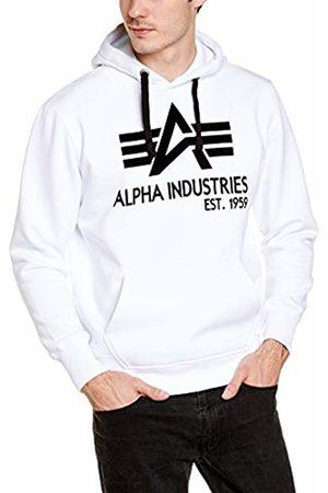 Alpha Industries Men's Big A Classic Hoody Blouse Long Sleeve Track Jacket Track Jacket