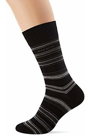 HUGO BOSS BOSS Men's Rs Multistripe Mc Calf Socks