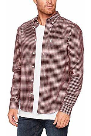 Ben Sherman Men's Core Gingham Casual Shirt