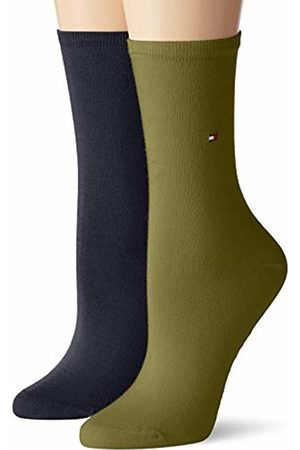 Tommy Hilfiger Women's TH Casual 2P Socks