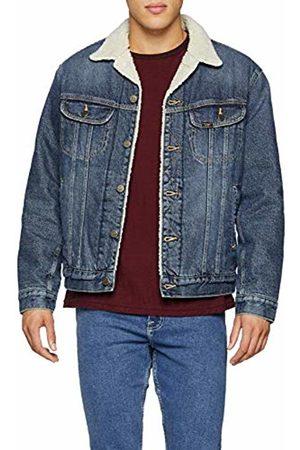 Lee Men's Sherpa Denim Jacket