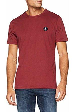 Original Penguin Men's Peached Jersey T-Shirt, (Biking Heather)