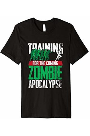 Bowes Fitness Training For The Zombie Apocalypse Running T-Shirt