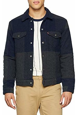 Levi's Men's Wool Trucker Jacket