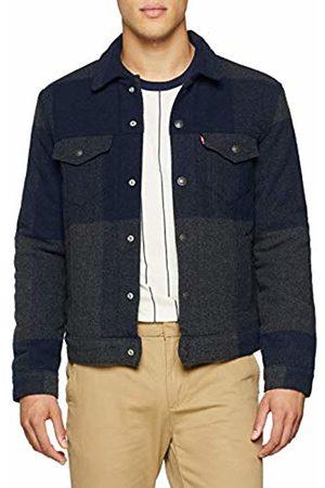 Levi's Men's Wool Trucker Jacket