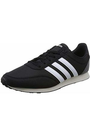 adidas Men's V Racer 2.0 Running Shoes, (Core /FTWR / Five)