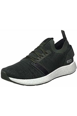 Puma Men's Nrgy Neko Engineer Knit Competition Running Shoes, Forest Night
