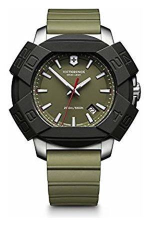 Victorinox Swiss Army 241683.1-Men's Watch Analogue Quartz Bracelet in Green
