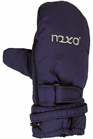 maximo Gloves - Unisex Thermofausthandschuh Stickerei Mxo Reißverschluss Seitlich Plain Mittens