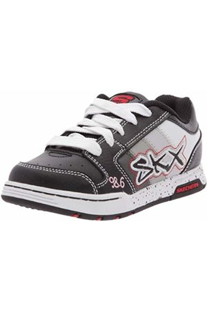 Skechers Junior Endorse-Stream Shoe /Grey 91842L 2 UK