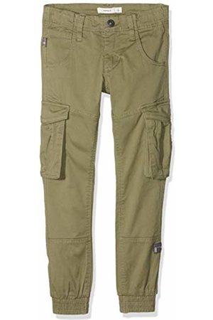 Name it Boy's Nitbamgo Reg/r TWI Ca Pant M NMT Noos Trouser