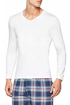 Hom Men's Classic Long Sleeve Shirt V Vest