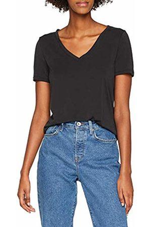 Noisy May Women's Nmallen S/s V-Neck Top Noos T-Shirt