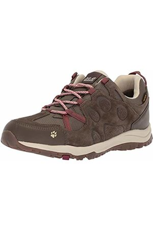 Jack Wolfskin Women's Rocksand Texapore W Low Rise Hiking Shoes