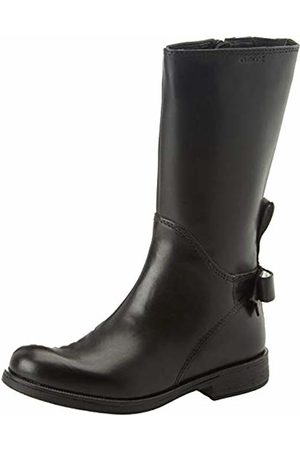 Geox Girls' Jr Agata A Ankle Riding Boots