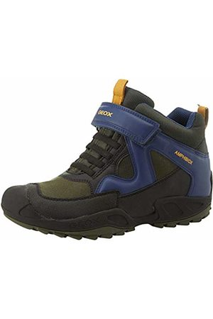 saludo Influencia Capataz  Geox j savage kids' trainers, compare prices and buy online