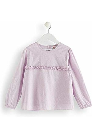 RED WAGON Girl's Dobby Blouse
