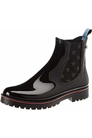 Trussardi Jeans Women's Rubber Wellington Boots