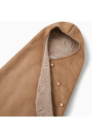 Zara SUEDE SLEEPING BAG