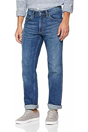 Mustang Men's Tramper Slim Jeans, (Medium Middle)