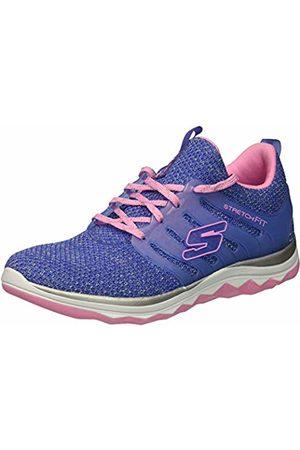 Skechers Girls' Diamond Runner-Sparkle Sprint Fitness Shoes