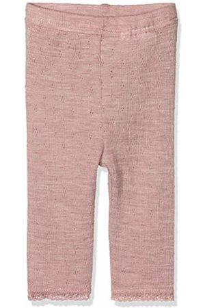 Name it Baby Girls' Nbfwang Wool Needle Noos Leggings