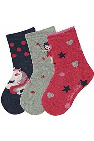 Sterntaler Baby Tights & Stockings - Baby Girls' Söckchen 3er-Pack Einhorn Socks
